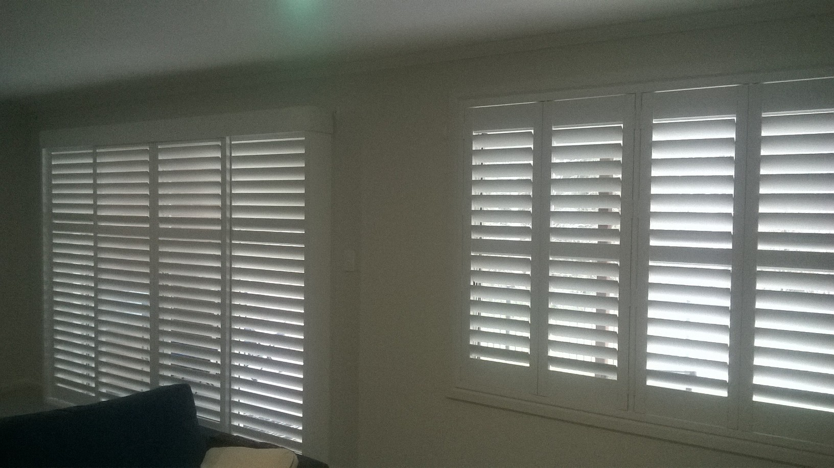 Plantation Shutters On Time Blinds